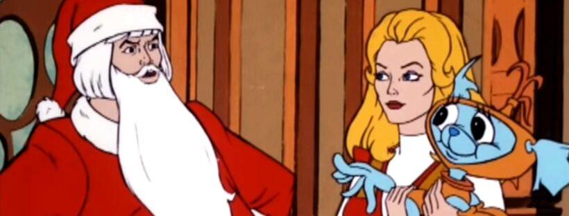 He Man & She-Ra A Christmas Special