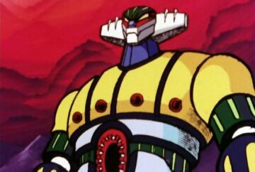 Jeeg Robot, uomo d'acciaio