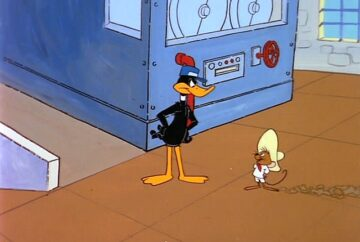 Speedy Gonzales e Daffy Duck