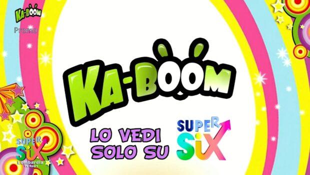ka-boom supersix